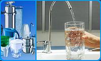 Установка фильтров для воды в Одессе