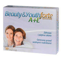 Витамины и Минералы Beauty&Youth Forte A+E 30 caps
