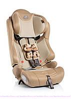 Детское автокресло Bellelli Maximo Isofix Beige Bear с игрушками ( 01MXM046IFBBY)