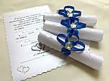 Пригласительные на свадьбу ручной работы , фото 2