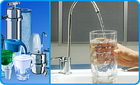 Установка фильтров для воды во Львове