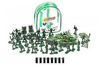 Детская Армия ( військова техніка, солдати, рюкзак) 0668-43