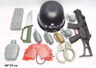 Детский Военный набор 0055-J42