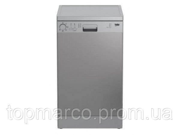 Посудомоечная машина BEKO DFS05011X A+ 3