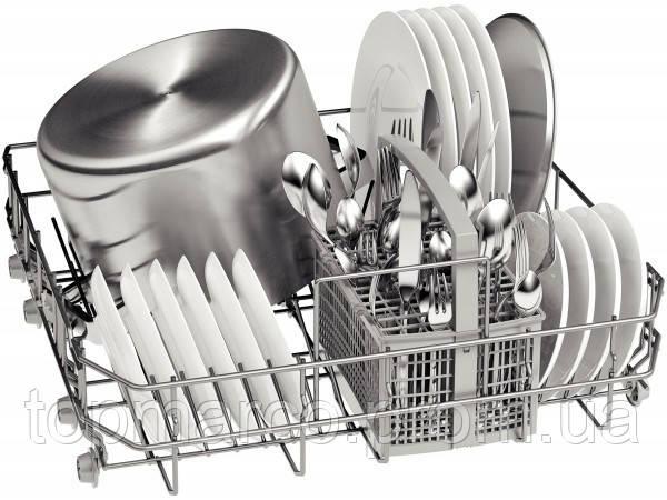 Посудомоечная машина BOSCH SMS 50D48 EU 2