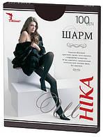 Колготки ШАРМ 100 - арт 155к матовые, без шортиков (размеры 2,3,4,5,6, состав ПА-88% и Л-12%)