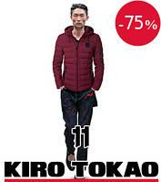 Японская стильная зимняя куртка Киро Токао