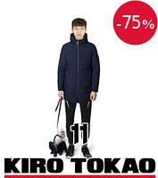 Стильная зимняя куртка Япония Киро Токао