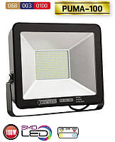 LED Прожектор 100W/IP65/6500K «PUMA-100», фото 1