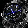 Мужские часы наручные Naviforce Aero Blue, фото 2