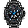 Мужские часы наручные Naviforce Aero Blue, фото 3