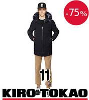 Фирменная зимняя куртка из Японии Kiro Tokao