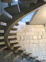 Бетонные лестницы(монолитные)