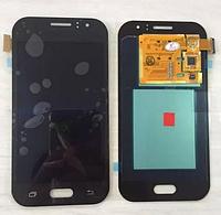 Дисплей (модуль) + тачскрин (сенсор) для Samsung Galaxy J1 Ace J110 J110F J110G J110H J110L J110M (черный)