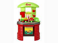 Стол-кухня Ева (сковорода+чайник+...) в коробке /2