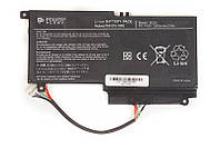 Аккумулятор PowerPlant для ноутбуков TOSHIBA Satellite L55 (PA5107U-1BRS, TA5107P9) 14.8V 2500mAh
