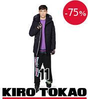 Зимняя модная японская куртка Kiro Tokao