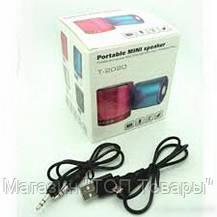 Колонки Bluetooth Portable Mini Speaker T-2020!Акция, фото 3
