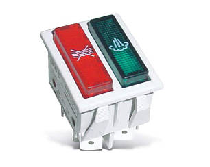 Выключатели, контакторы, сигнальные лампы Silter