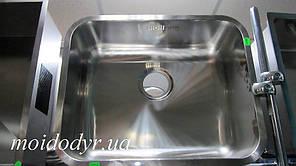 Мойка кухонная Reginox IB 5040 из нержавеющей стали под столешницу