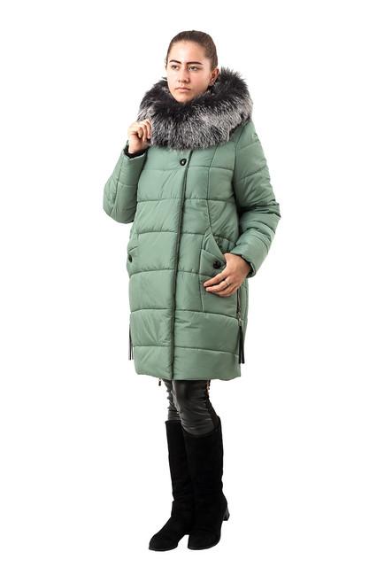 Куртки, пуховики женские зимние размеры 50+