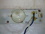 """Підсвічування LED GJ-400-DLEDIV-D611-V4 E349376 для телевізора Philips 40"""" 40PFS5709, фото 7"""