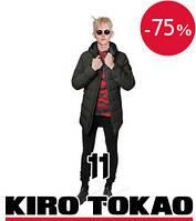 Фирменная зимняя японская куртка Kiro Tokao