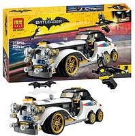 Конструктор Bela Batman 10631 Арктический Лимузин Пингвина, 316 дет.