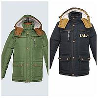 Пуховик Илья для мальчика зима | Зимняя куртка для мальчика