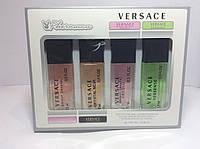 Духи с феромонами Versace женские ( Набор 15мл 4 шт)
