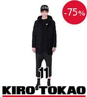 Японская зимняя брендовая куртка Kiro Tokao