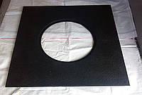 Плита чугунная для казана (630*630 мм ) д 330 мм
