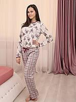 Пижама женская из байки