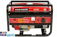 Генератор бензиновый WEIMA WM3200Е (электростартер, 3,2 кВт)