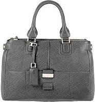 Кожаная сумка + косметичка для женщин Piquadro ERSILIA/Black, BD2969W61_N черный