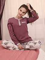 Пижама с брюками на байке