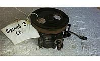 Насос гидроусилителя руля (ГУР) 1.8 бензин MB636380 Mitsubishi GALANT 1988-1993 б/у