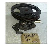 Насос гидроусилителя руля (ГУР) бензин MN184075 Mitsubishi LANCER 1.6 2003-2008 б/у