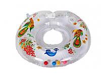 Круг для купания Premium с музыкой Delfin