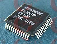 Сетевой контроллер Realtek RTL8201CP QFP48