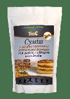Смесь из цельно-зерновой пшеничной муки для оладий c корицей БиоС