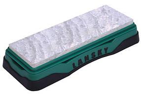 Lansky Soft Arkansas Bench Stone (LSLBS6S) C