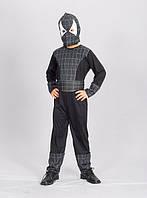 Спайдермен-Бэтмен 2 сторонний костюм
