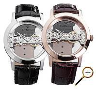 Механические женские наручные  часы Yves Camani Verdon - 3 варианта