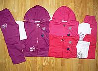 Трикотажный костюм-тройка для девочек оптом, Arino , 6-36 pp.