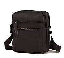 Мужская кожаная сумка Tiding Bag M38-3922A