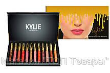 Набор жидких матовых Kylie Interpretation of the Beautiful 12 штук!Акция, фото 2