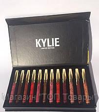Набор жидких матовых Kylie Interpretation of the Beautiful 12 штук!Акция, фото 3
