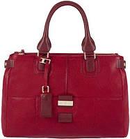 Кожаная оригинальная сумка + косметичка для женщин Piquadro ERSILIA/Red, BD2969W61_R красный