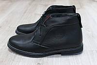 Зимние кожаные ботинки Hilfiger